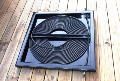 Homemade Solar Heater